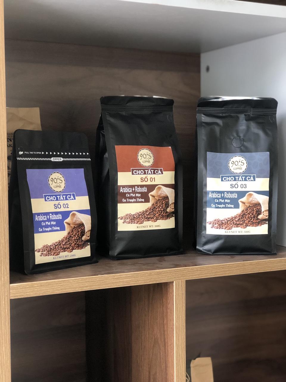 Lựa chọn loại cà phê mang hương vị bạn yêu thích