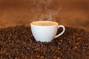 cà phê uống nóng là ngon nhất
