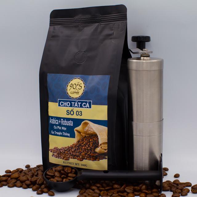 Sản phẩm của 90S Coffee luôn bảo đảm chất lượng tốt nhất