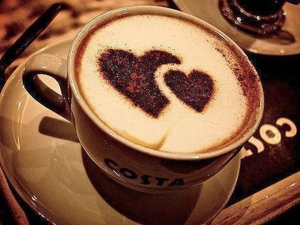 Cafe Capuchino có hương vị rất ngon