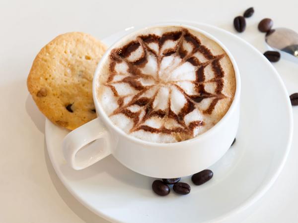 Cách pha cafe Capuchino đẹp mắt và ngon nhất