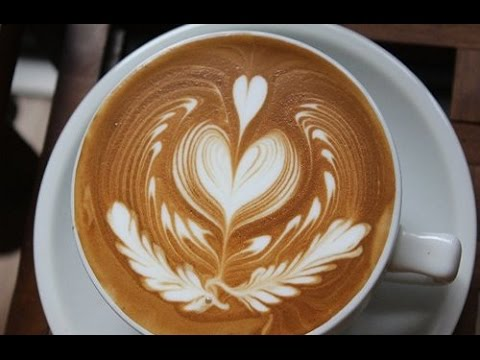 Cà phê capuchino ngon đẹp lạ mắt