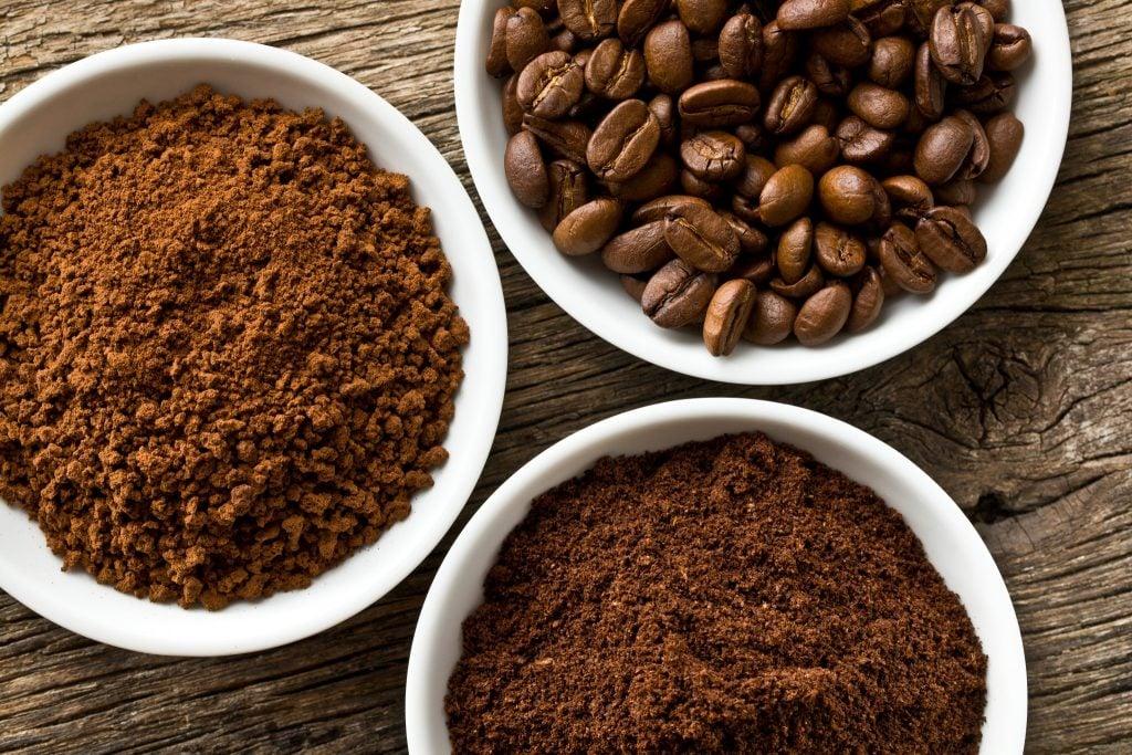 Tác hại của cafe bẩn, cafe tạp chất