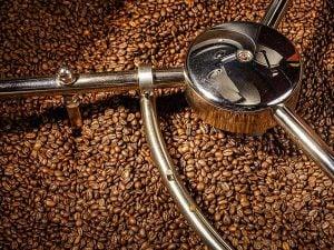 Hệ thống máy rang cafe công suất lớn 60kg / 1 mẻ