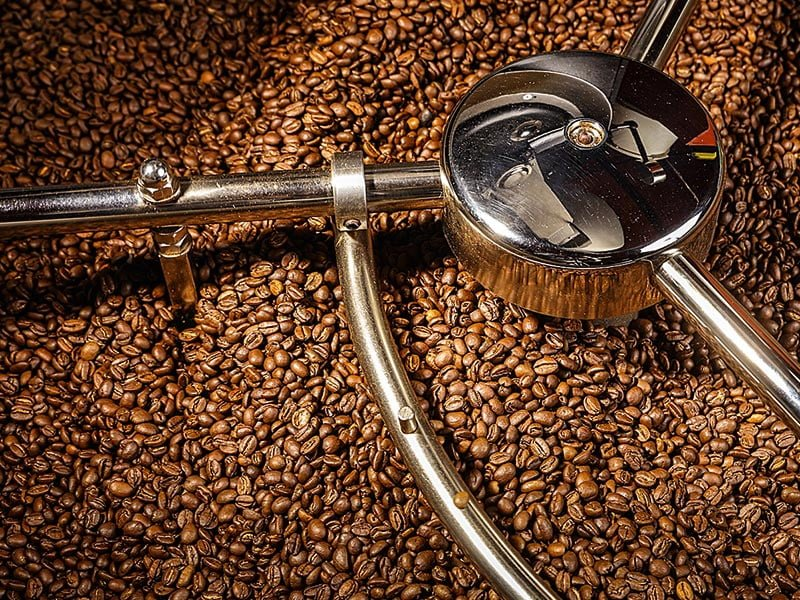 Phương pháp rang cà phê bằng công nghệ Hot Air hiện đại