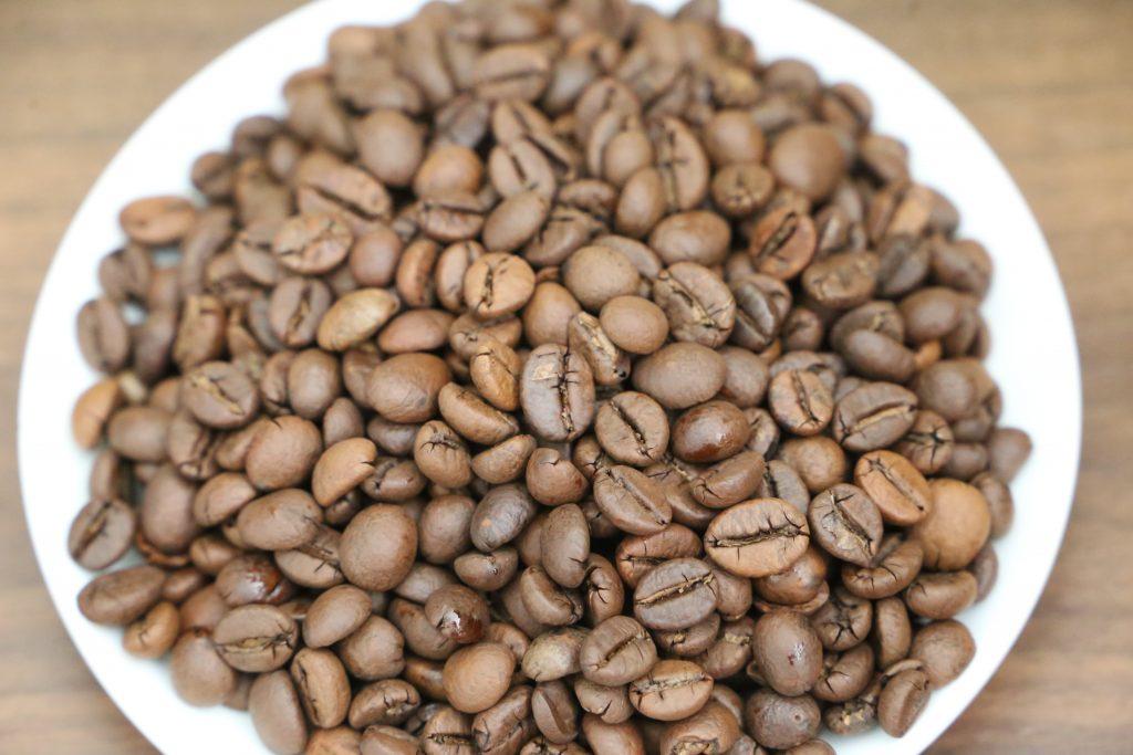 cà phê hạt Robusta