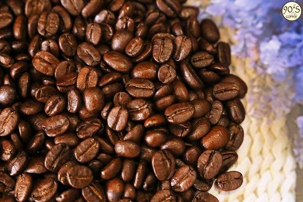 Hạt cafe Arabica S18 của 90S Coffee