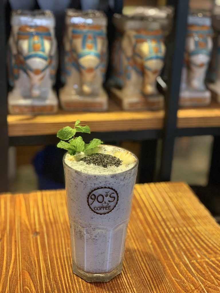 90S Coffee cung cấp cafe hạt Moka Cầu Đất chất lượng tốt nhất