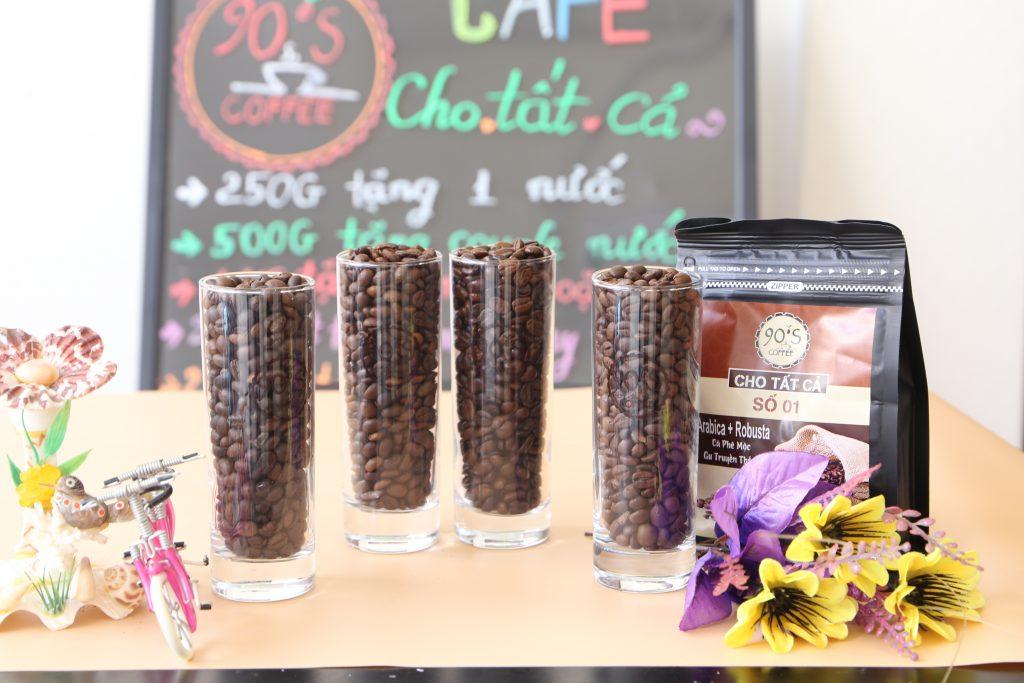 Hướng dẫn bảo quản cafe rang xay đúng chuẩn