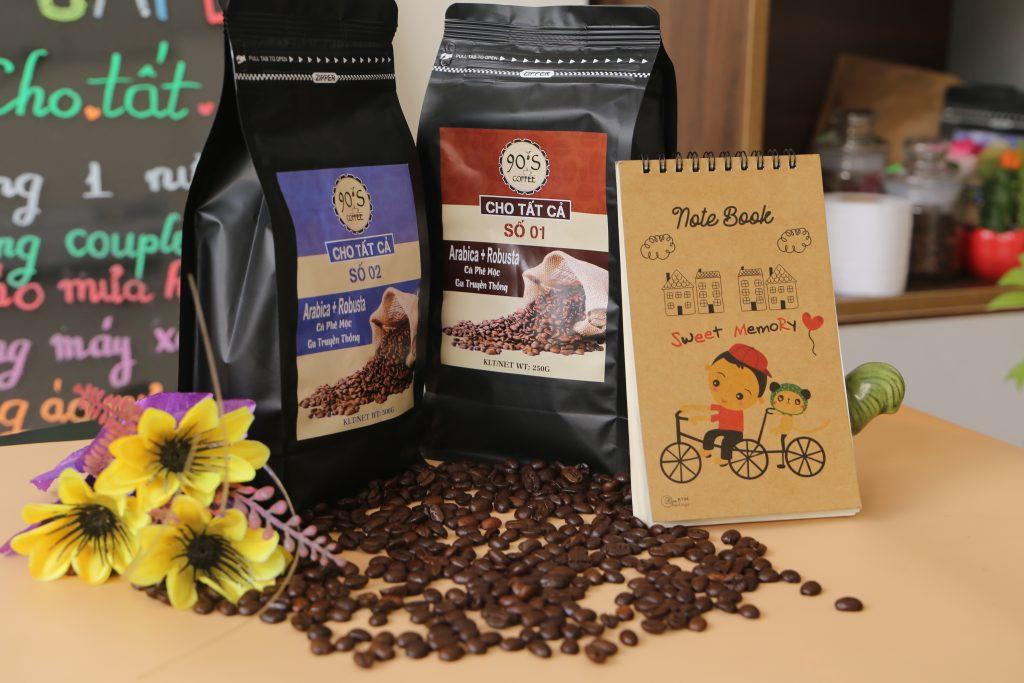 Vì sao nên mua cafe rang xay mộc nguyên chất từ thương hiệu 90S Coffee?