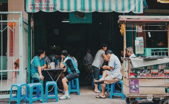 Mở quán cafe theo phong cách truyền thống