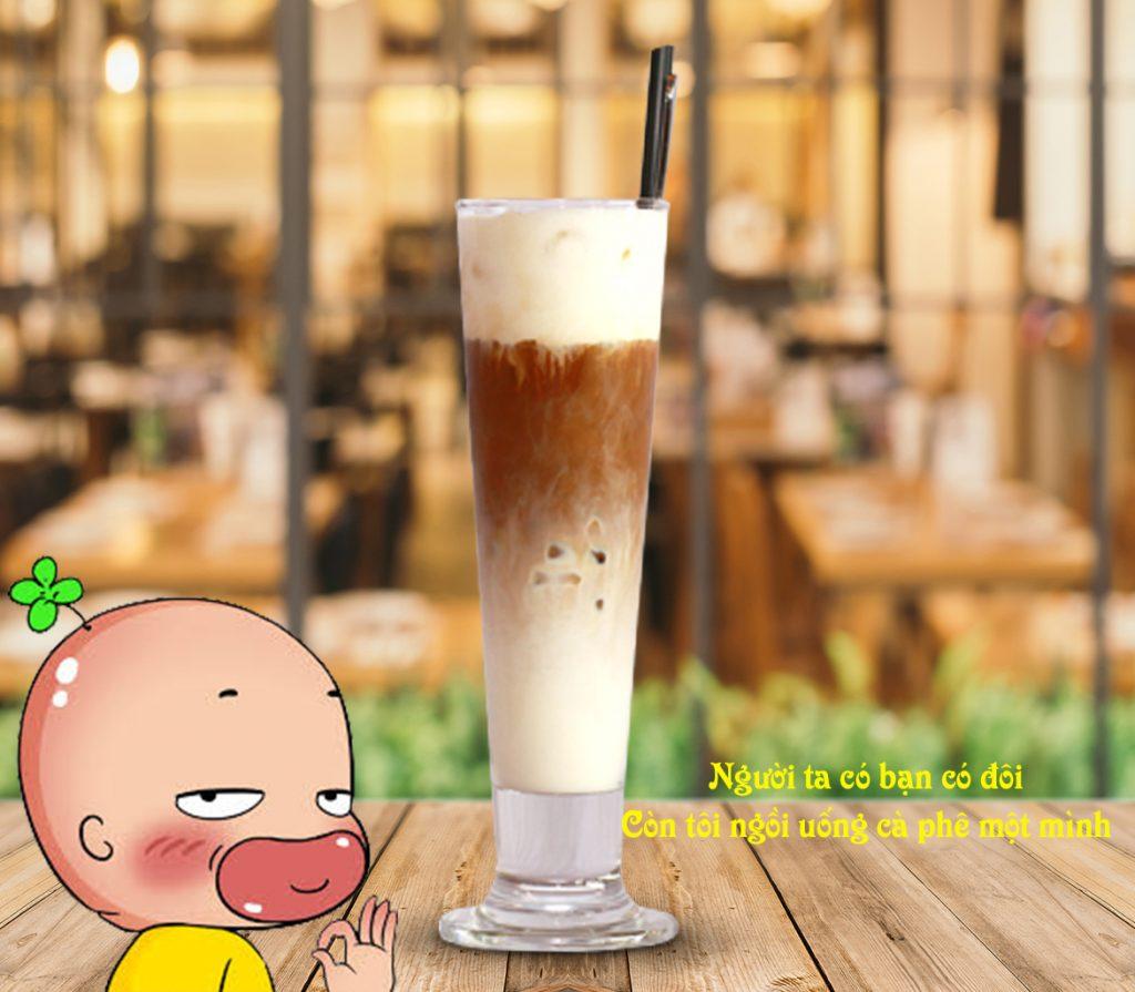 Thức uống ngon tại quán cafe