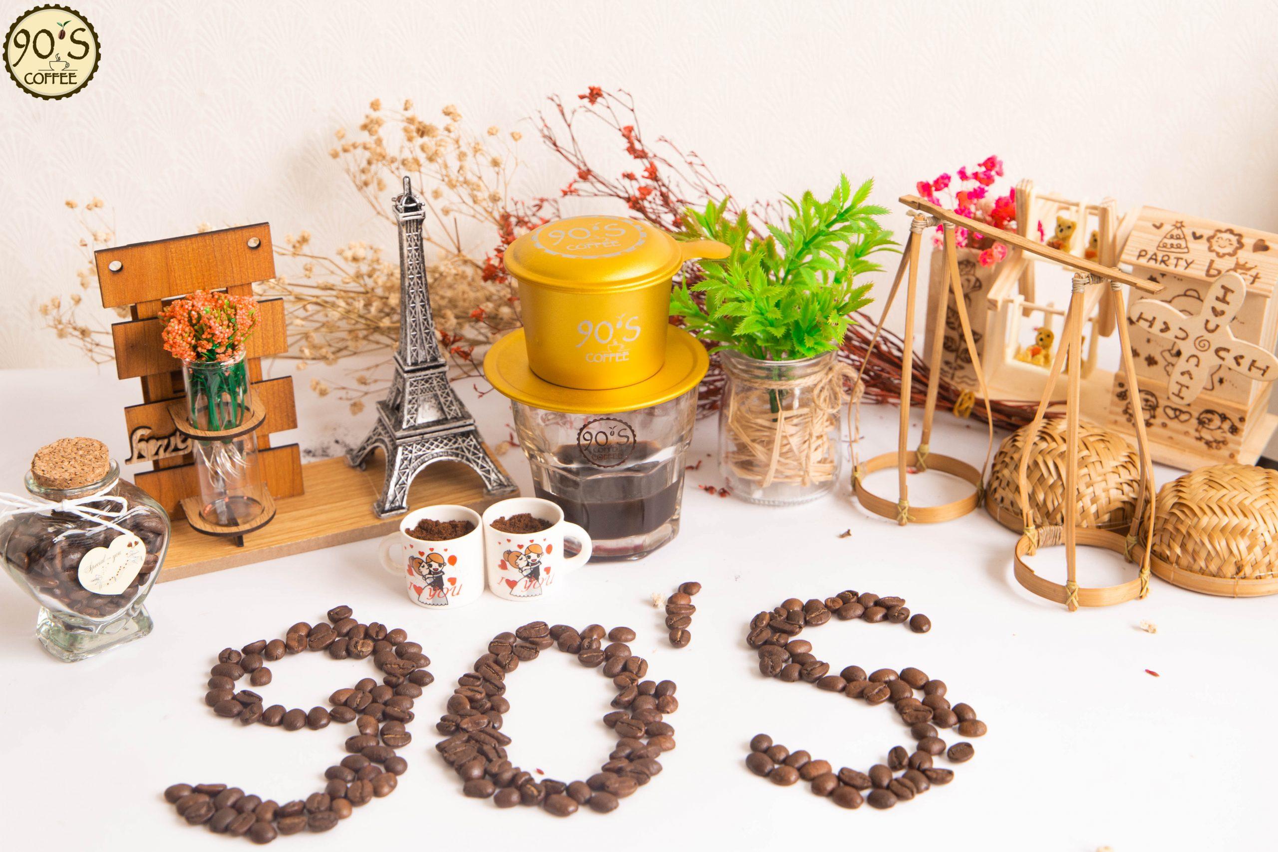 90S Coffee Vietnam | Công Ty Cà Phê Rang Xay Nguyên Chất