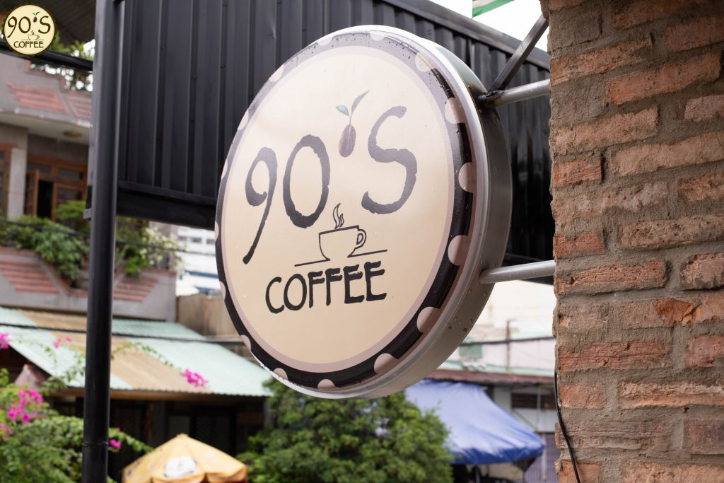 90S Coffee cung cấp cà phê hạt giá sỉ rang xay nguyên chất tại quận 2