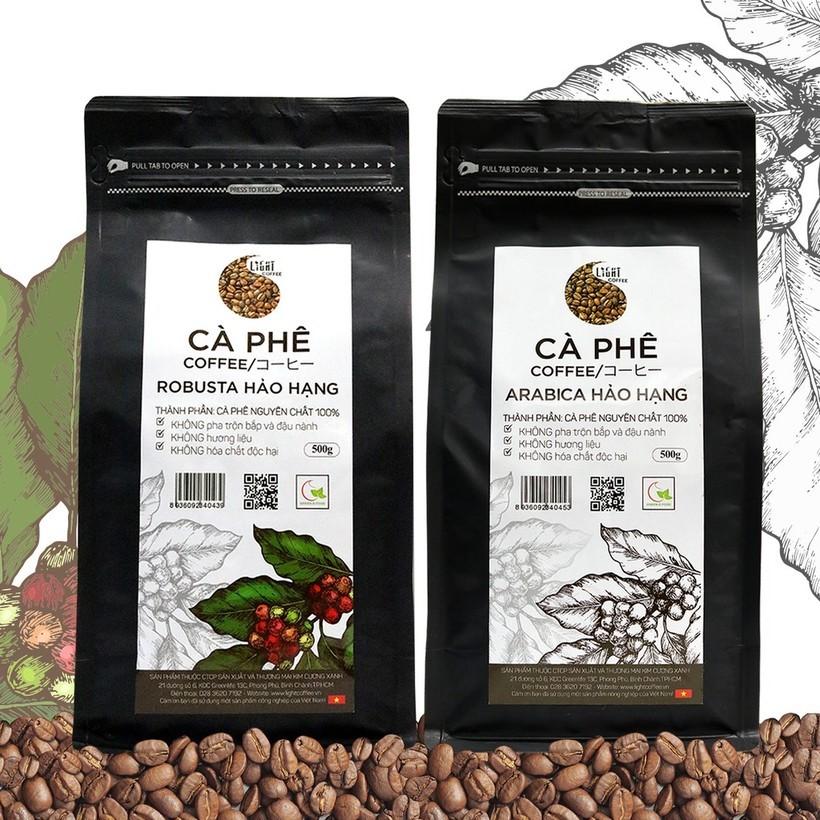 R&A - nhà cung cấp cà phê tại TPHCM