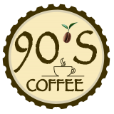 Logo 90S Coffee Vietnam