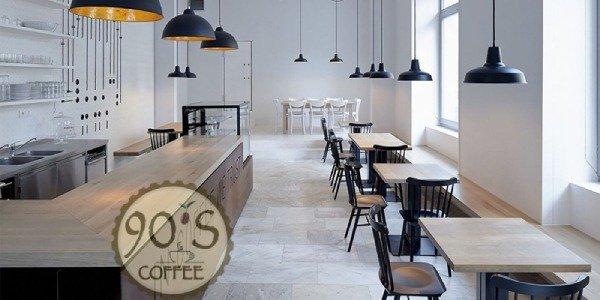 Hãy sử dụng các gam màu cơ bản để thiết kế và trang trí quán cafe nhé!