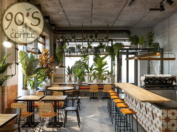 Chi phí thuê mặt bằng, sang nhượng quán cafe bao nhiêu là hợp lý?