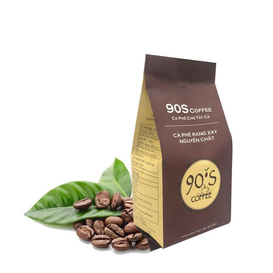 Nên lựa chọn quà tặng cafe cao cấp 90S Coffee - gọn nhẹ và đầy ý nghĩa thiết thực