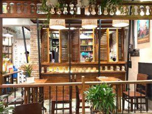 Dự trù chi phí phục vụ việc kinh doanh quán cà phê