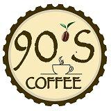 Logo 90S Coffee Vietnam