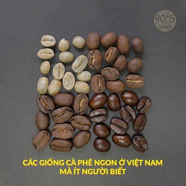 thi truong cafe rang xay tai Viet Nam
