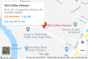 90S Coffee google maps