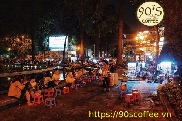 Y tuong kinh doanh cafe coc duoc ua chuong