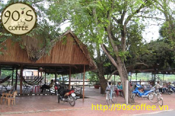 y tuong kinh doanh quan cafe vong hien nay