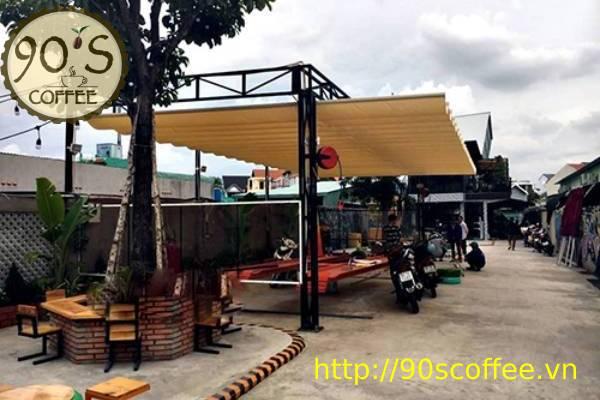 Mo hình kinh doanh cafe rua xe hien nay
