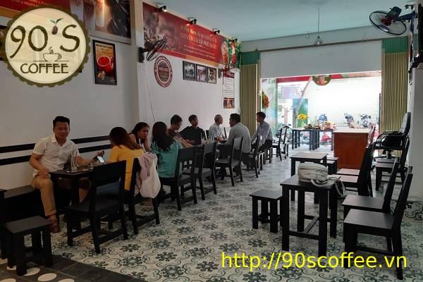 y tuong kinh doanh cafe binh dan luon duoc ung ho