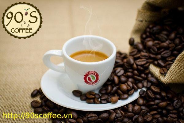 Buon Me Coffee.