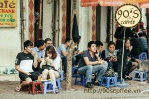 Kinh doanh cafe coc