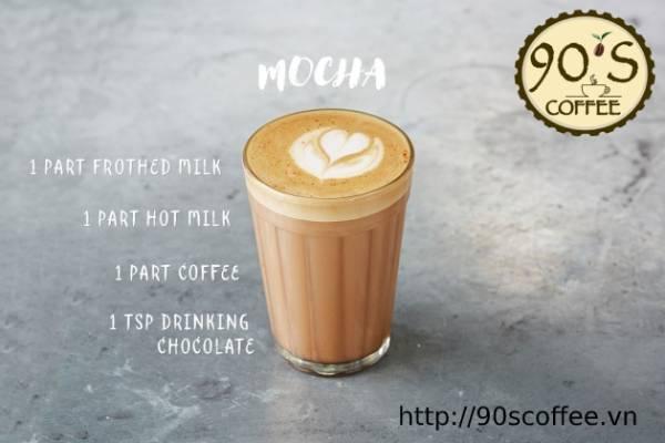 cafe moch thích hợp voi nhung nguoi khong uong dang duoc