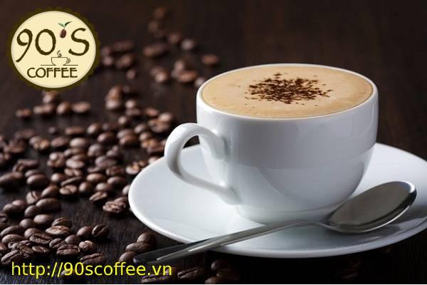 cafe mocha mang huong vi dam da kho quen