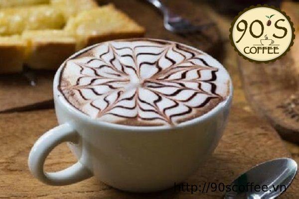 pha che cafe mocha nong tai nha