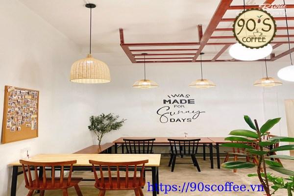 Nang Coffee and Tea - quan cafe xem bong da Sai Gon