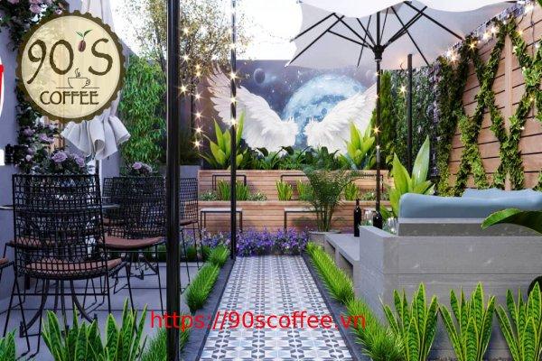 khong gian quan cafe an tuong