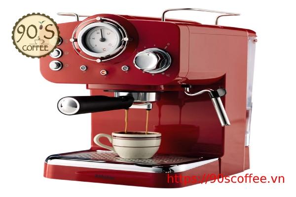 may espresso tu đong bear kfj-a02n1