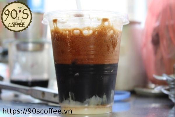 cách pha chế cafe rang xay | Món Miền Trung