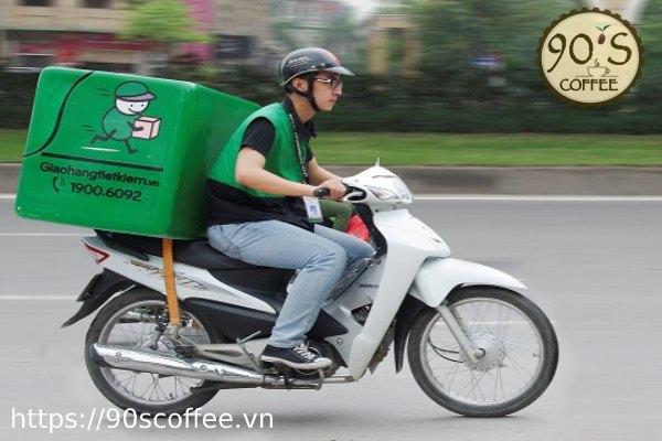 mua ca phe nguyen chat quan 3 duoc van chuyen nhanh chong
