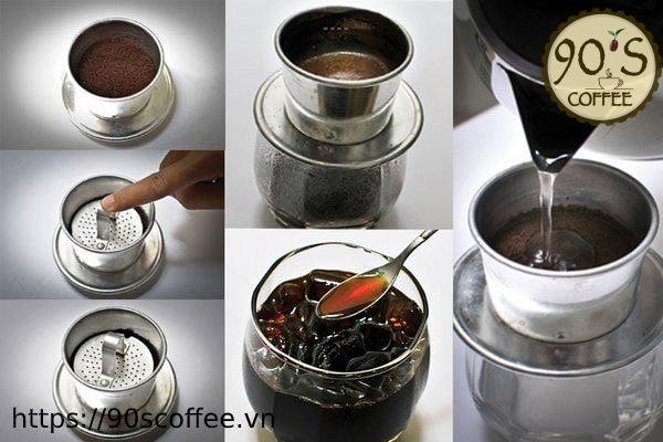 Cafe duoc pha nhu the nao