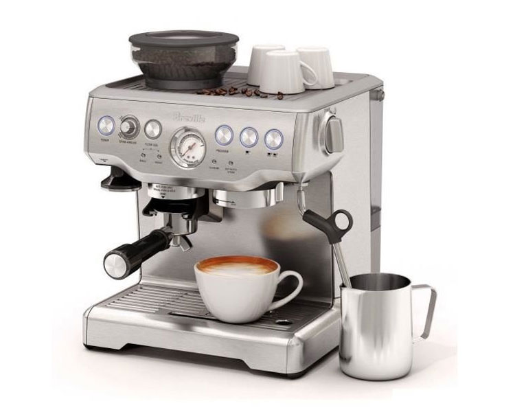 may pha cafe breville 870xl