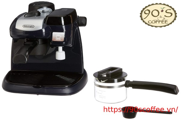 may pha cafe mini Delonghi Steam Espresso EC9