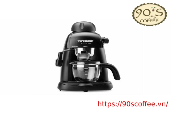 may pha ca phe Espresso Tiross TS620