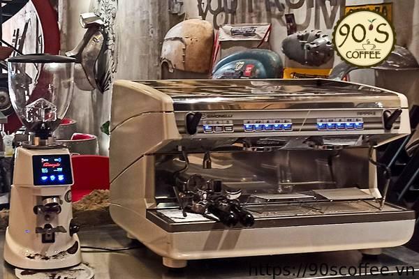tổng hợp thông tin về máy pha cà phê mới nhất 2021