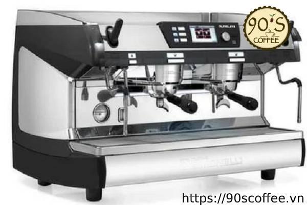 may pha cà phê Nuova Simonelli Aurelia II T3 2 Group