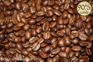 90S Coffee cung cap ca phe hat rang moc