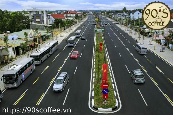 90S Coffee dang cung cap cafe nguyen chat tai Binh Duong.