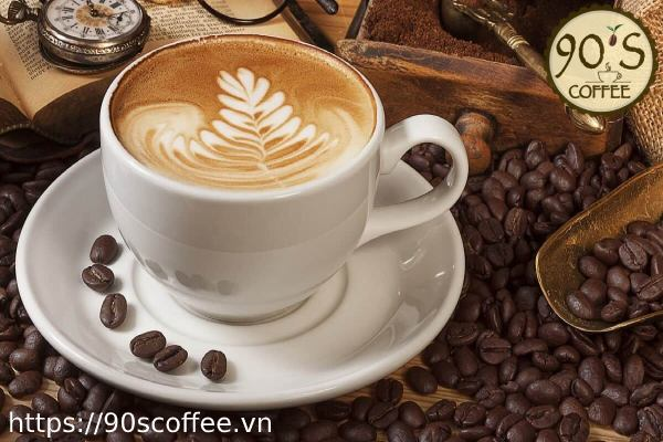 Cafe giup tang cuong suc khoe